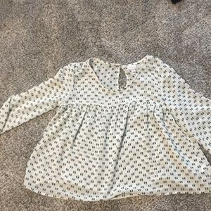 Merona dressy blouse